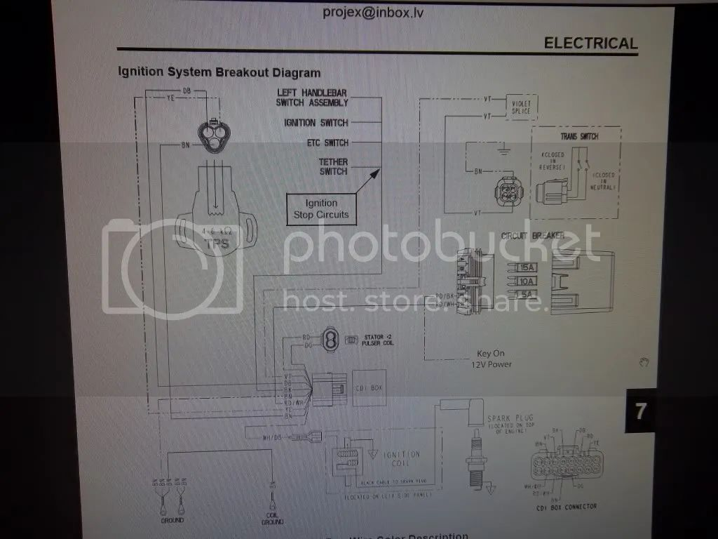 Cruisers Yachts Wiring Diagram Auto Electrical 2007 Polaris Outlaw 525