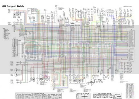 Zx 14r Wiring Diagram - Schema Wiring Diagram