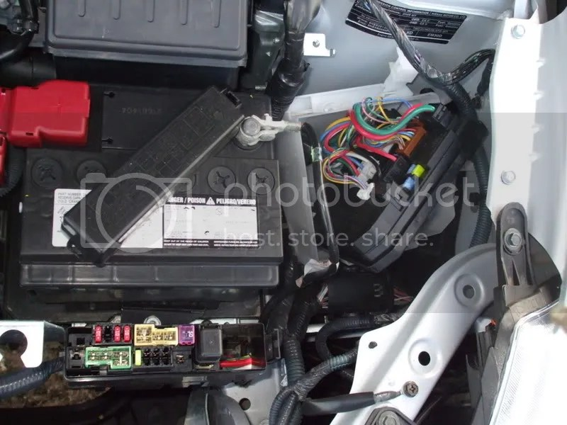 2009 Nissan Sentra Fuse Box - Wiring Diagrams