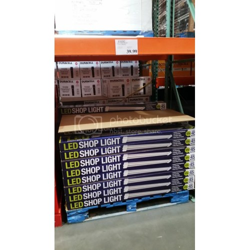 Medium Crop Of Led Shop Lights Costco