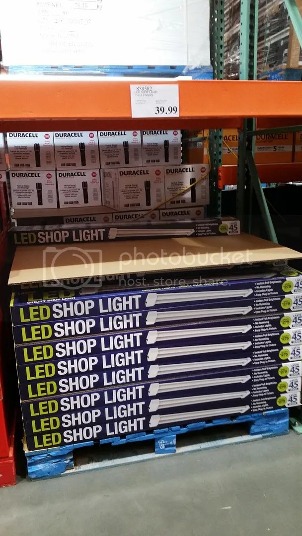 Large Of Led Shop Lights Costco