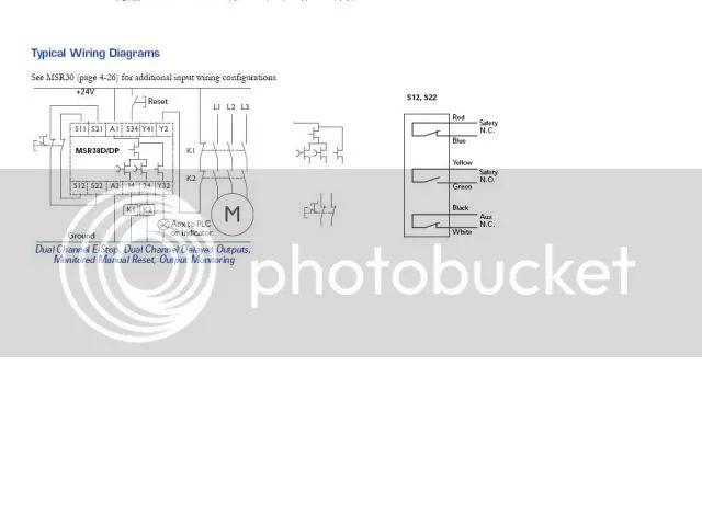 estop relay wiring diagram