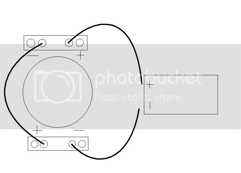 ohm subwoofers wiring diagram crutchfield