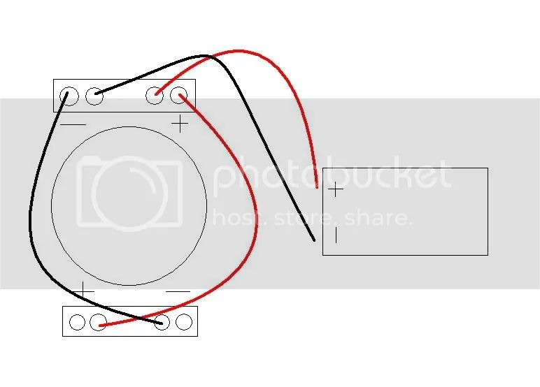 wiring dvc subs in parallel