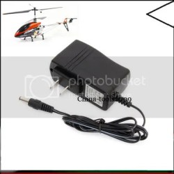 US Charger Adaptor 9053-24 For Double Horse DH 9053 RC Helicopter ...