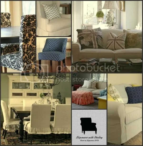 Custom Slipcovers By Shelley