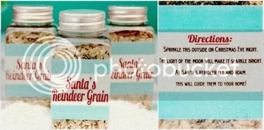 reindeer oats