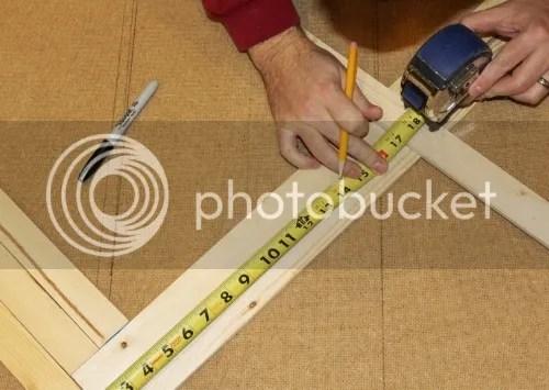 how to make a herringbone wall