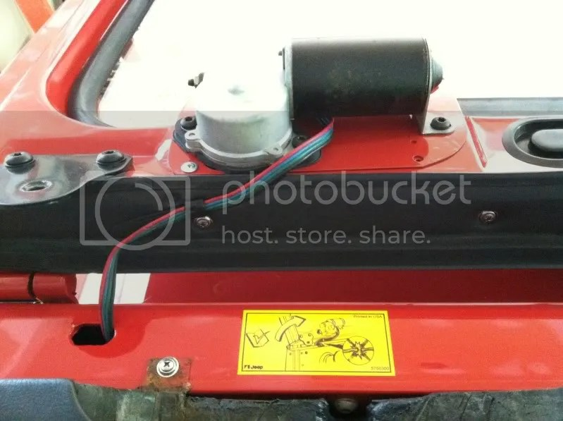 Jeep Cj Wiper Wiring Wiring Schematic Diagram