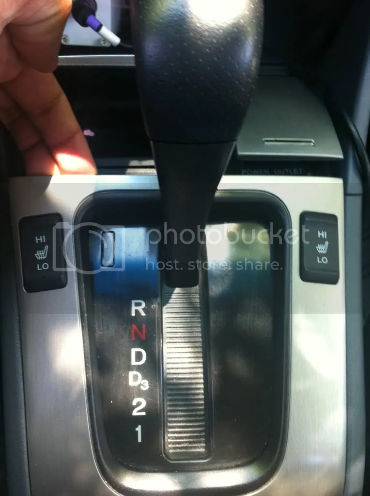 DIY Heated seats switch light out, Hi Lo - Drive Accord Honda Forums