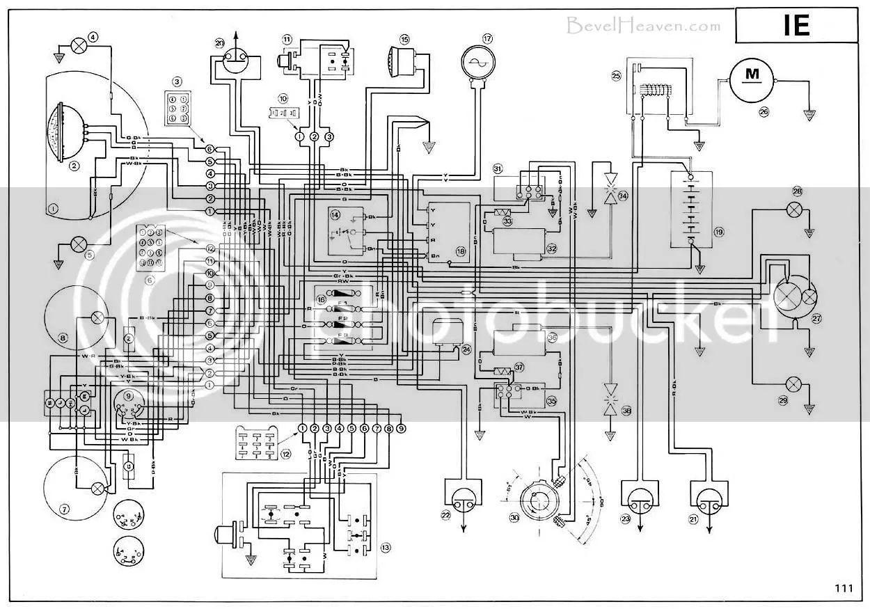 tiger 800 wiring diagram triumph