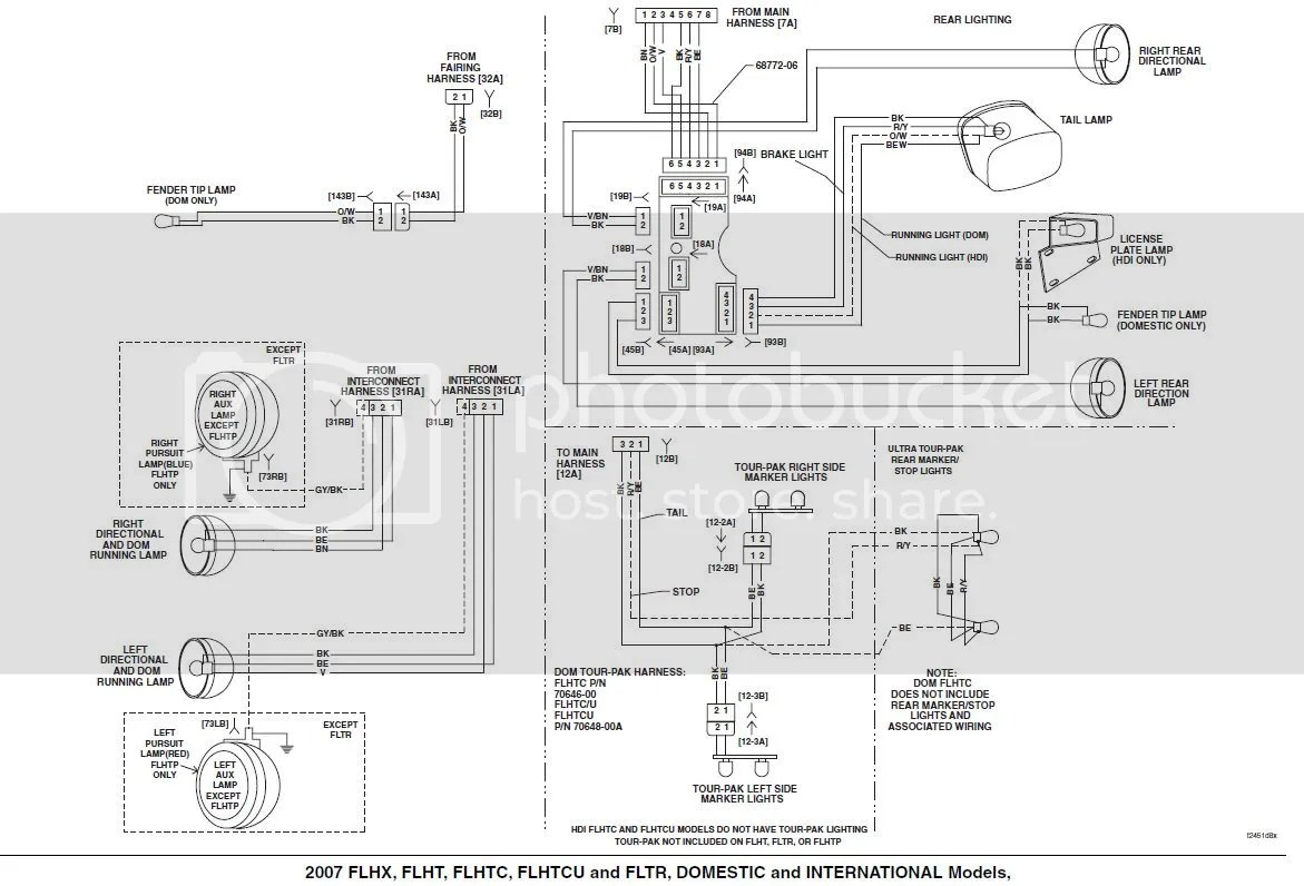 Street Glide Wiring Diagram Wiring Diagram
