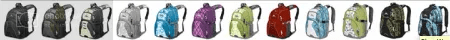 High Sierra Swerve Backpack colors