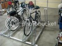 Homemade Truck Bed Bike Rack
