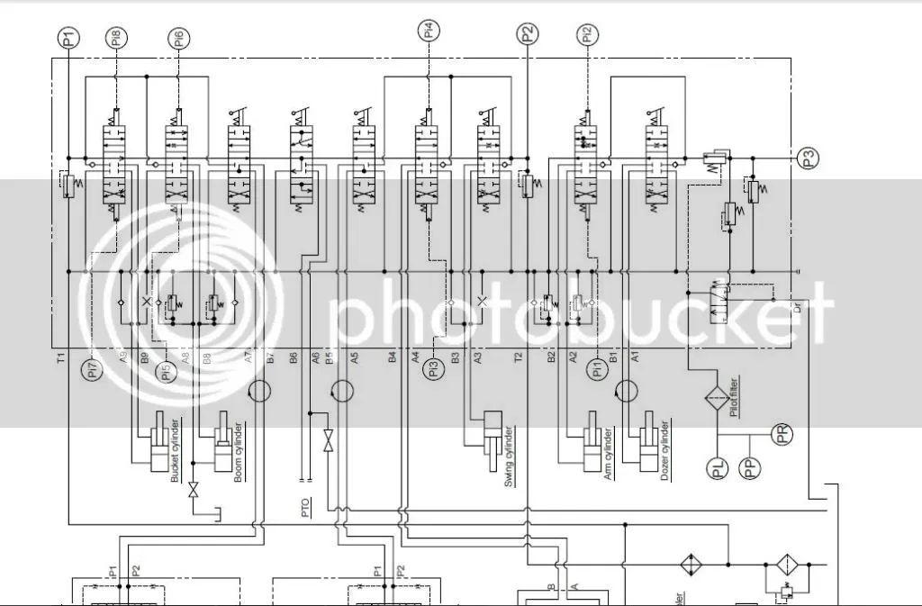 hyundai hlf20 25 30 c 5 forklift truck service repair manual download