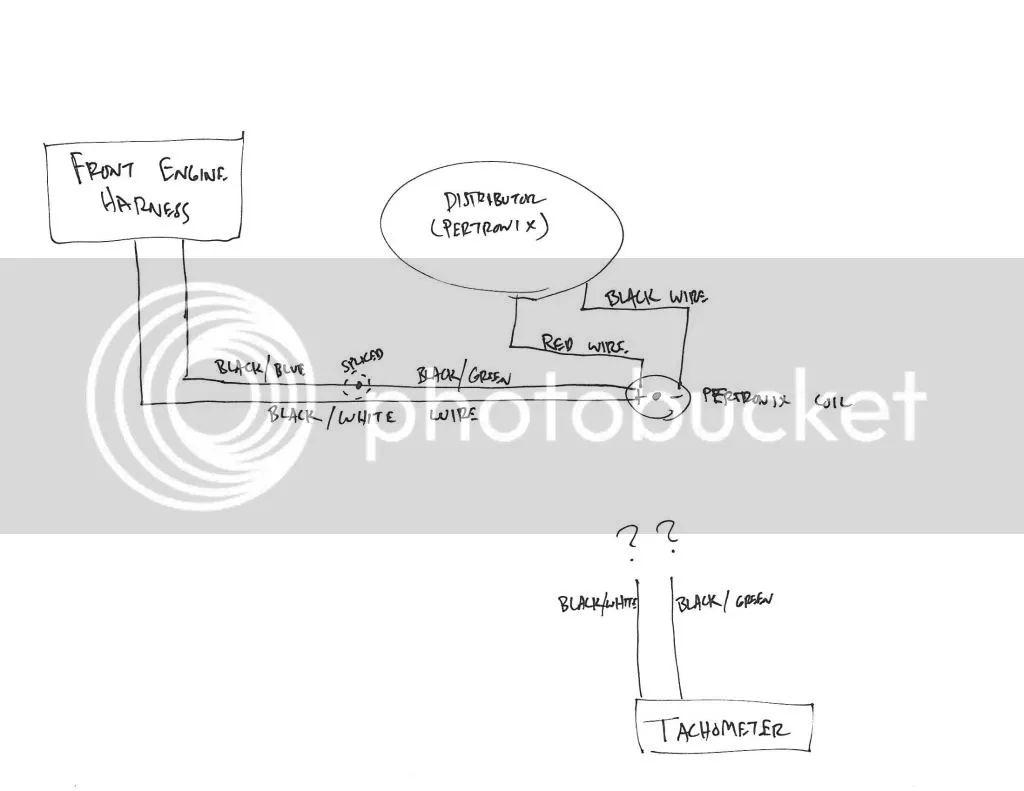 Proform Distributor Wire Harnesses 66946c Auto Electrical Wiring Hitachi Diagram