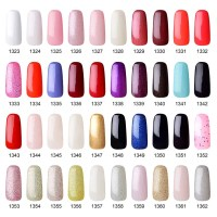 177 Colors Elite99 Soak-off UV LED Gel Polish Nail Base ...