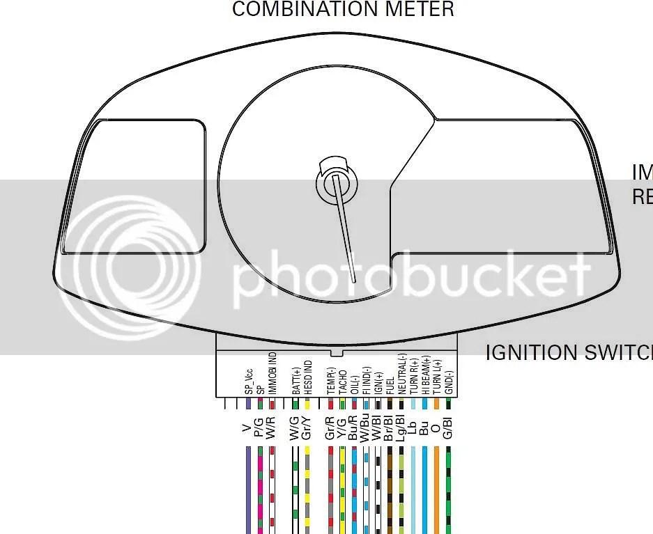 Speedometer Wiring Diagram circuit diagram template