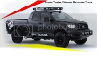 Roof rack for 2007 toyota tundra