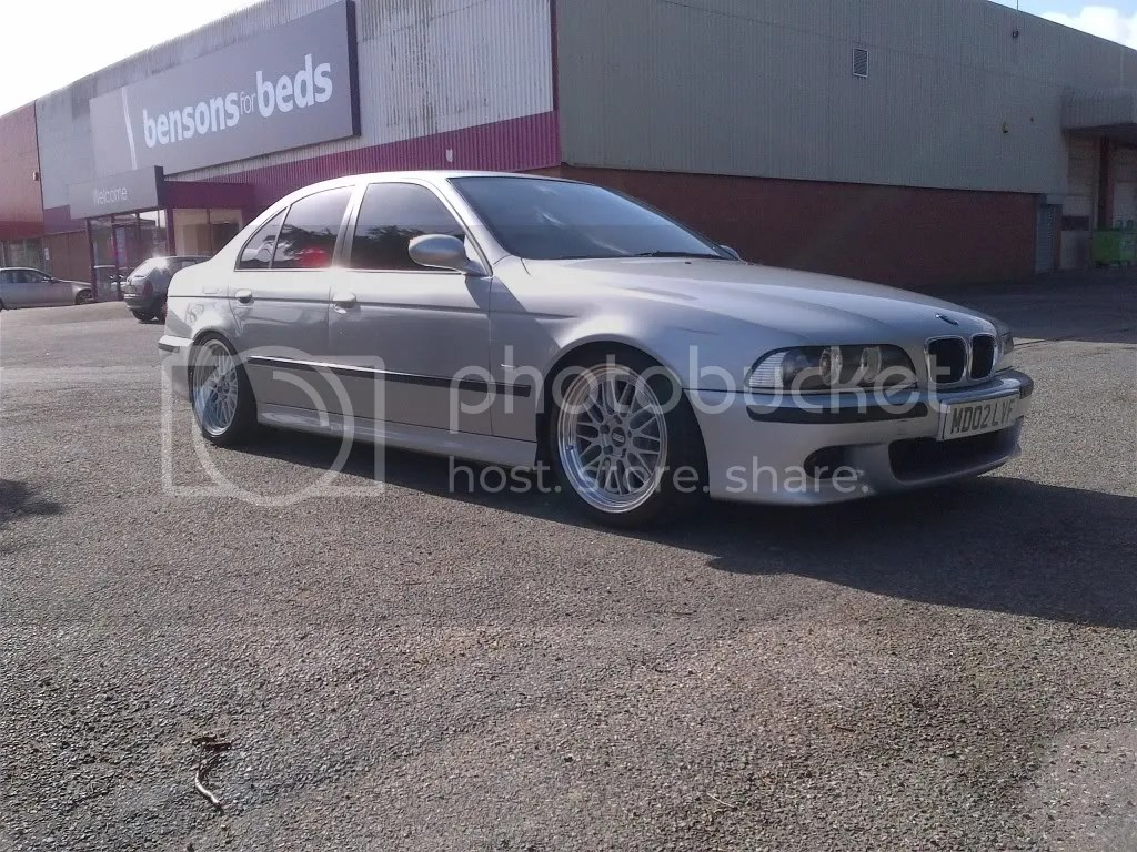Bmw Update Uk E39 525d First Update