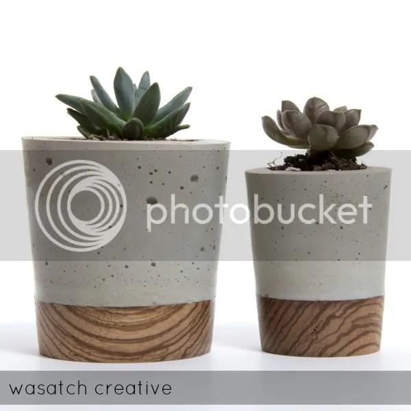 concrete planters_wasatch creative