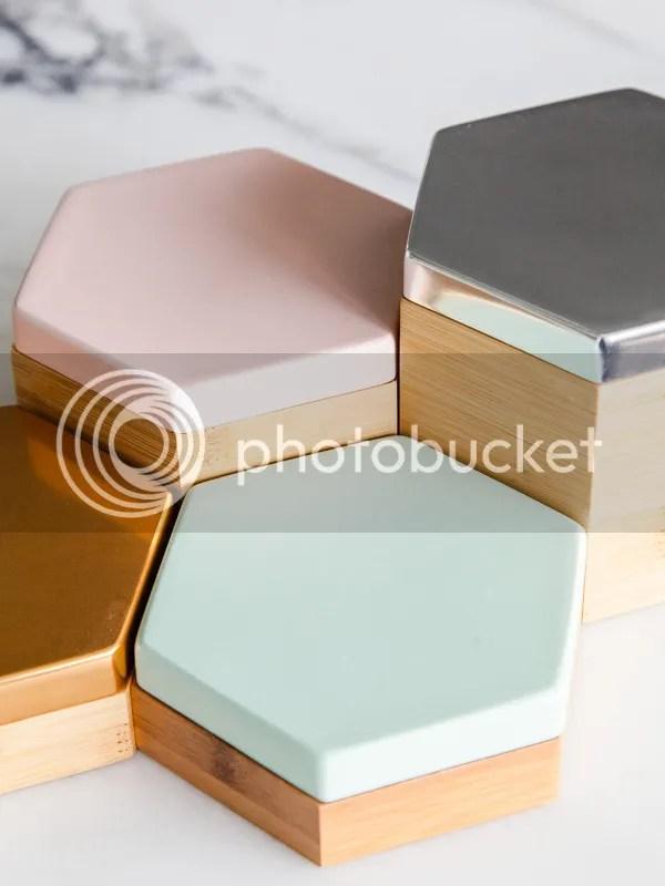 homestilo pinterest | hex storage boxes
