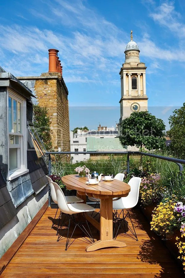 apartment in london | terrace