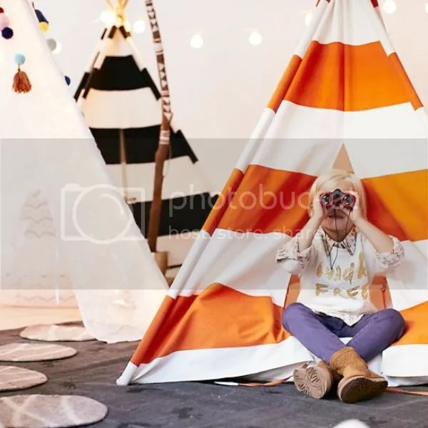 teepees & tents | land of nod