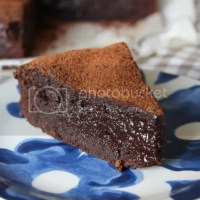 Donna Hay's Chocolate Dessert Cake