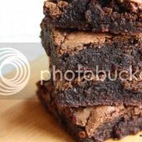 Brownies voor twee