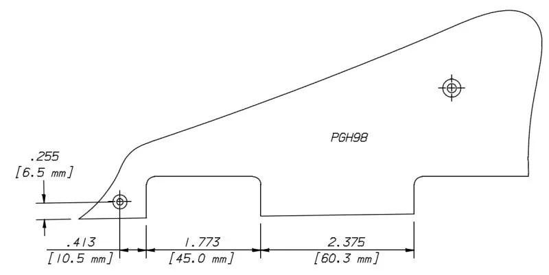 Les Paul Dimensions Diagram Wiring Diagram