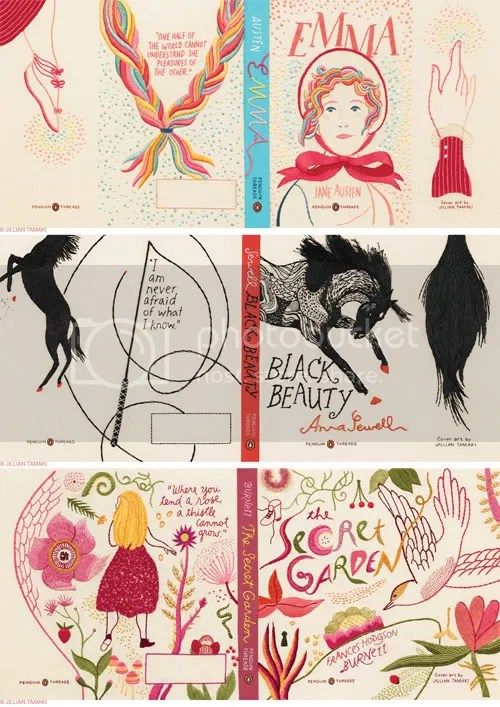 Artist Jillian Tamaki For Penguin
