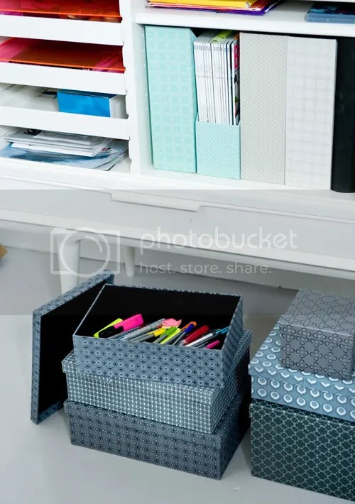 Get Organized With Manostiles Boxes