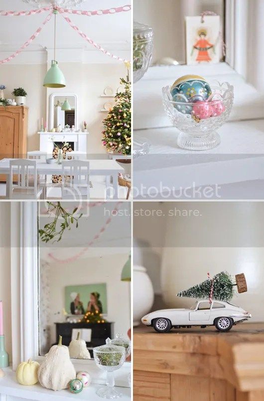 Christmas in Belgium Home Tour