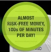 risk-free money claim debunked by the bosses