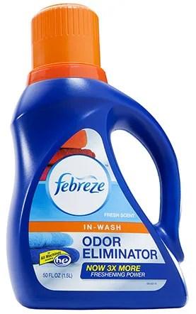 Febreze In Wash Odor Eliminator Trailblazergirl