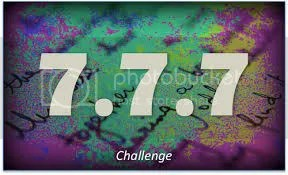 777 challenge on the blog of @JLenniDorner
