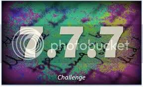 777 challenge on the blog of @JLenniDorner