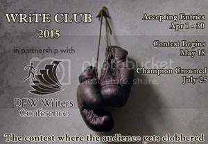 Check out #writeclub2015