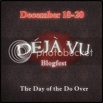 Déjà vu Blogfest image