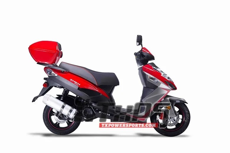 Amigo Znen 2017 ZN150T-7G 149cc Street Legal Scooter, 4 stroke 85