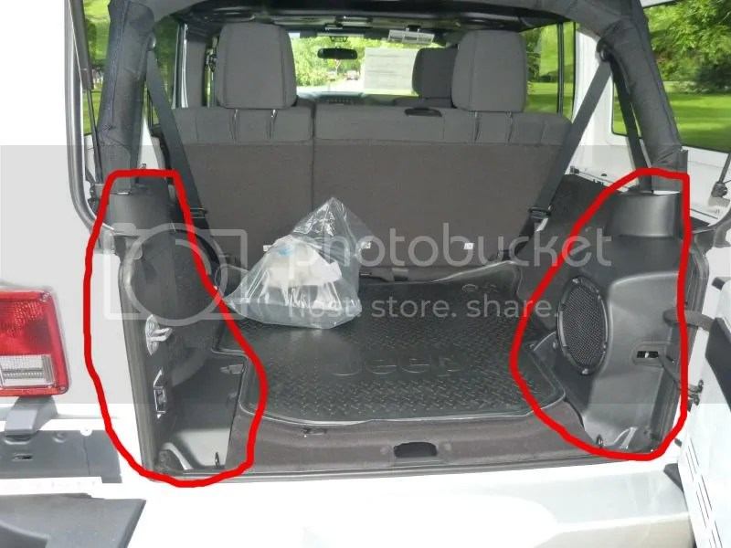 2014 jeep wrangler factory sub wires