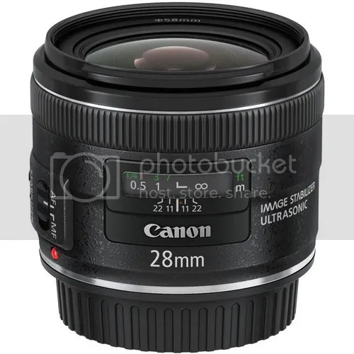 Canon EF 28mm f/2.8 USM IS Reviews