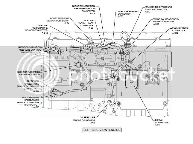caterpillar c15 acert engine problems on cat c13 engine diagram