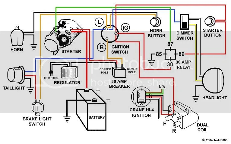 Drag Car Wiring Diagram Electronic Schematics collections
