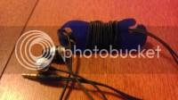 DIY Headphones/Earbud cord wrap/manager. | EDCForums