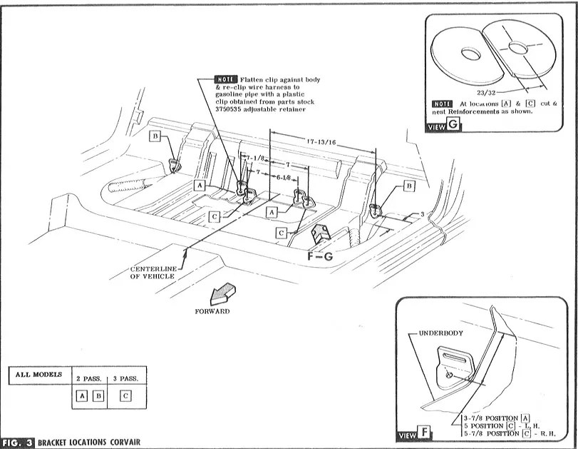 1959 Chevy Impala Rear Wiring Harness Electronic Schematics