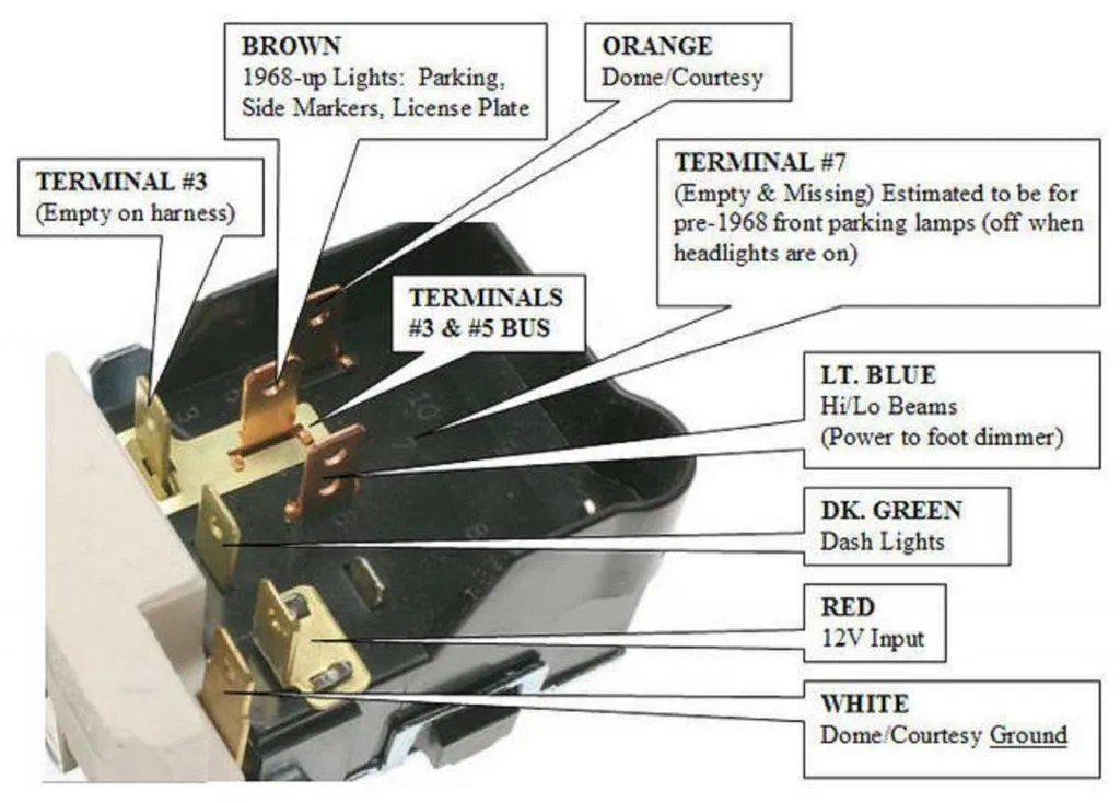Vw Light Switch Wiring manual guide wiring diagram