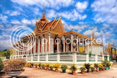 tour du lich campuchia du lich chua bac tct Đi Campuchia: Sài Gòn   Bakheng   Wat Phnom