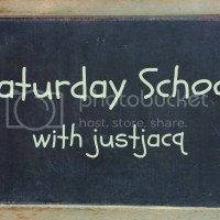 Saturday School: Mrs. in Training